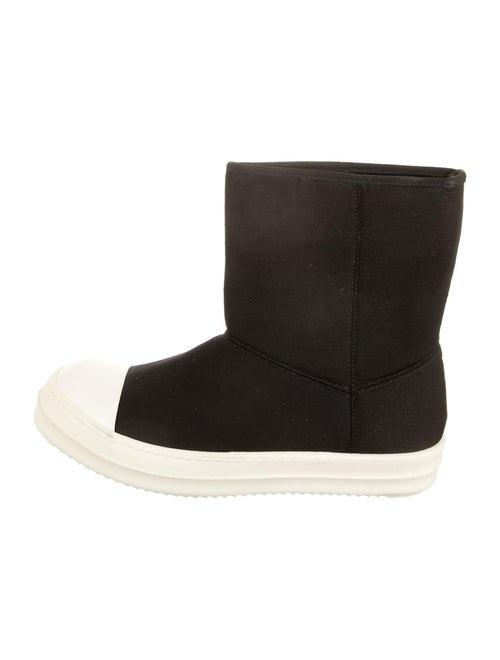 Rick Owens Drkshdw Boots Black