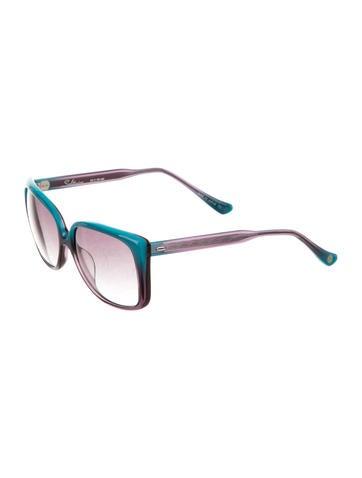Solitare Oversize Sunglasses