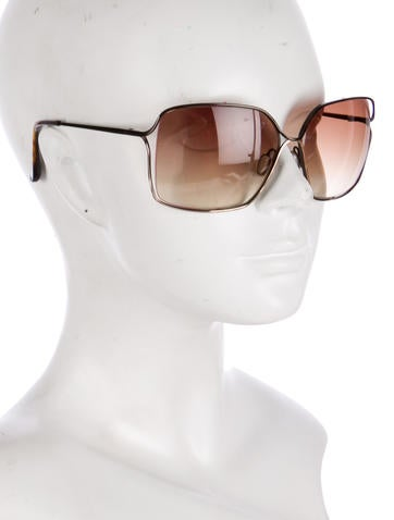 Square Ombré Sunglassess