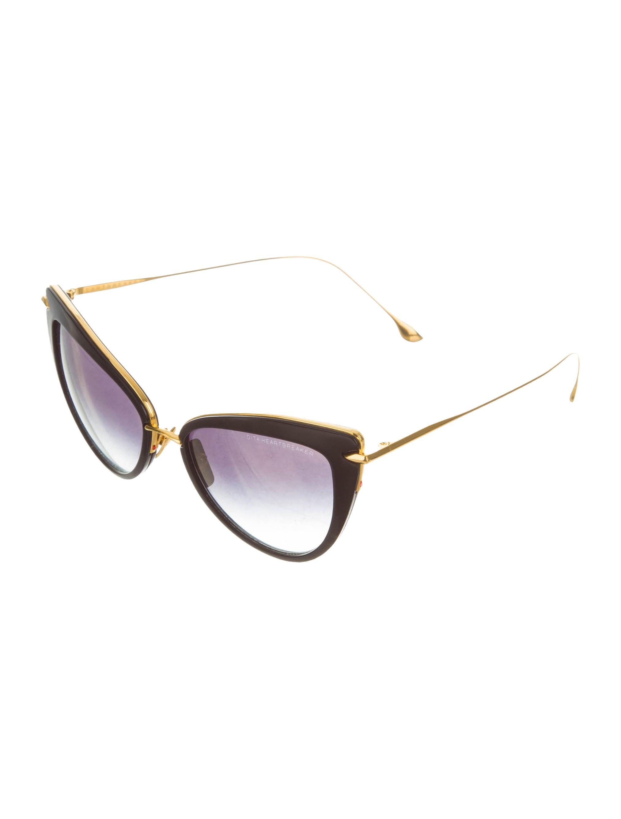 883ad7e0f9d2 Dita Heartbreaker Sunglasses Replica