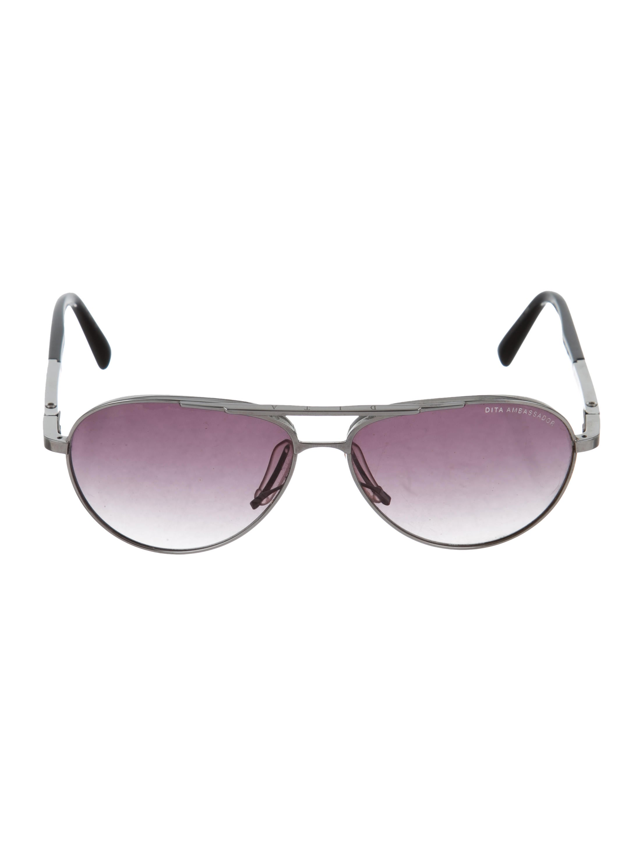 65555980dcf Dita Ambassador Aviator Sunglasses - Accessories - WDT21137