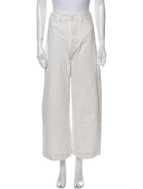 Jesse Kamm Wide Leg Pants