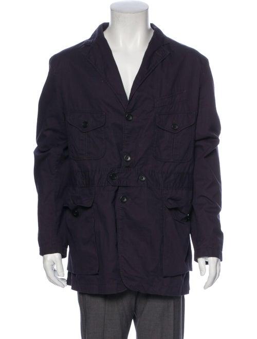 Engineered Garments Utility Jacket Blue