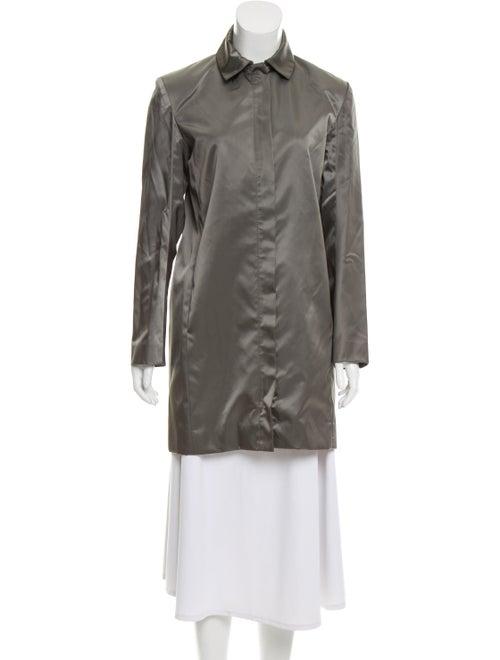 Eckhaus Latta Coat w/ Tags Grey