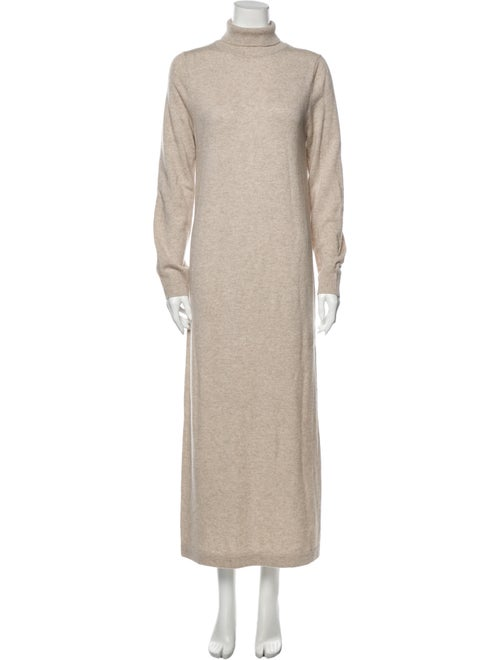 Entireworld Wool Long Dress Wool