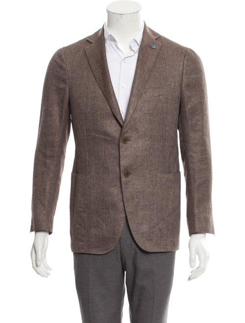 Eidos Camel Sport Coat brown