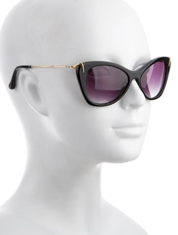 Fillmore Cat-Eye Sunglasses