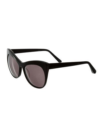 Lafayette Cat-Eye Sunglasses