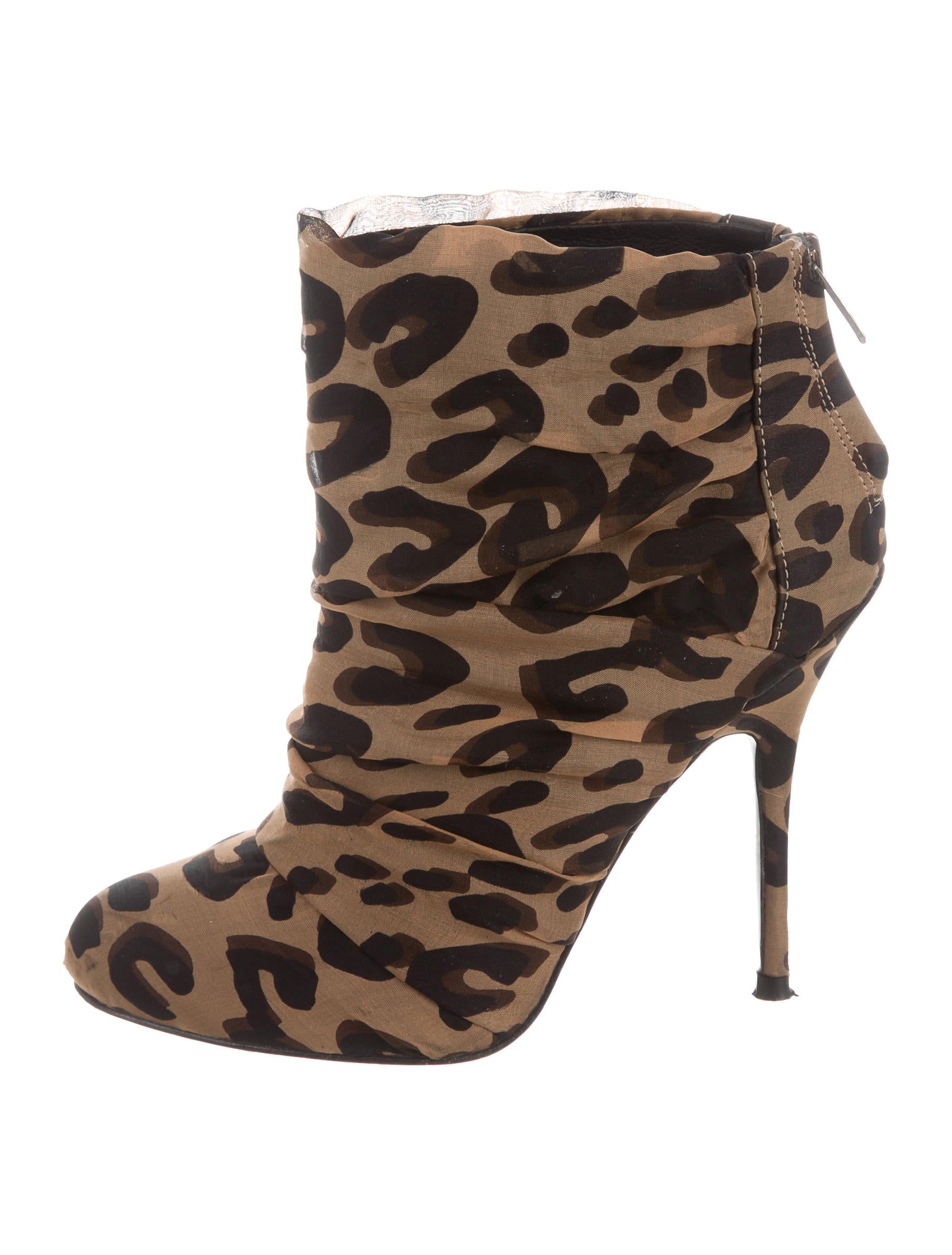 Shop for leopard ankle booties online at Target. Free shipping on purchases over $35 and save 5% every day with your Target REDcard.