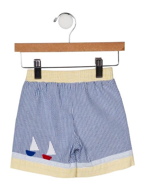 7189272691632 Florence Eiseman Boys' Striped Swim Shorts - Boys - WEISE20814 | The ...