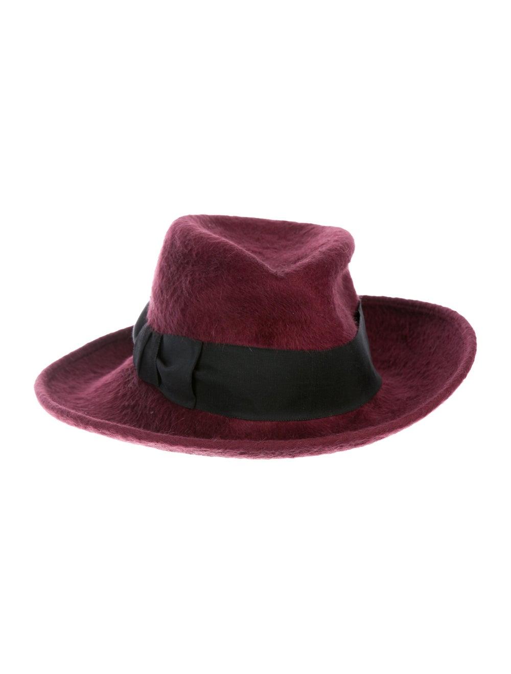Eric Javits Wide-Brim Felt Hat - image 2