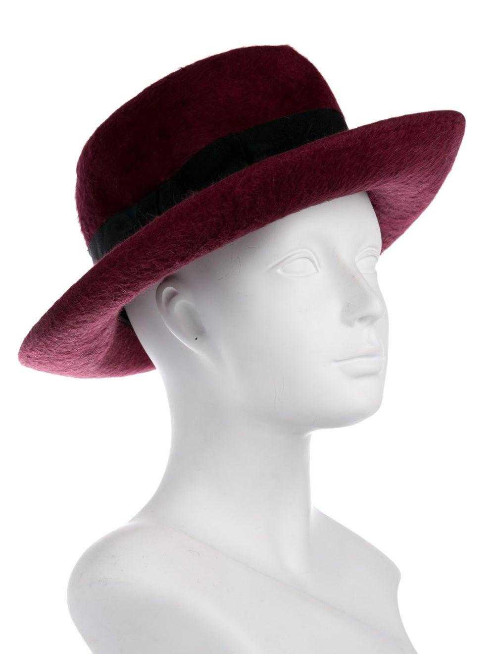 Eric Javits Wide-Brim Felt Hat - image 3