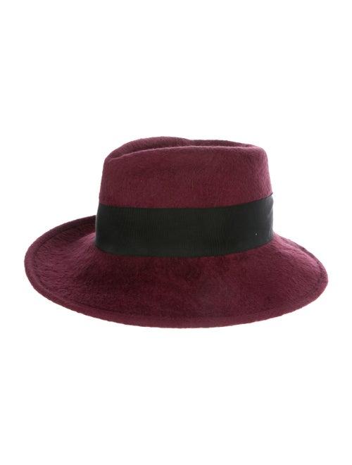 Eric Javits Felt Fedora Hat