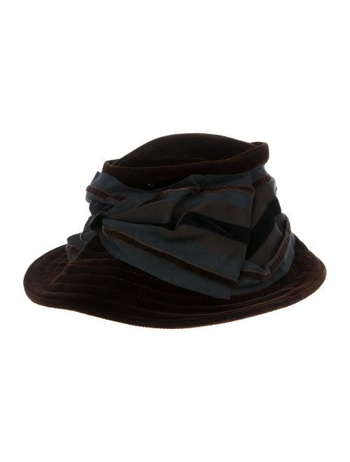 Eric Javits Velvet Sun Hat