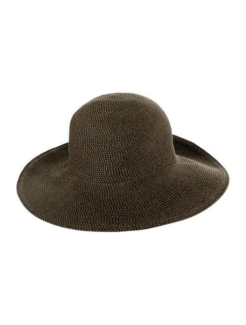 Eric Javits Straw Sun Hat tan