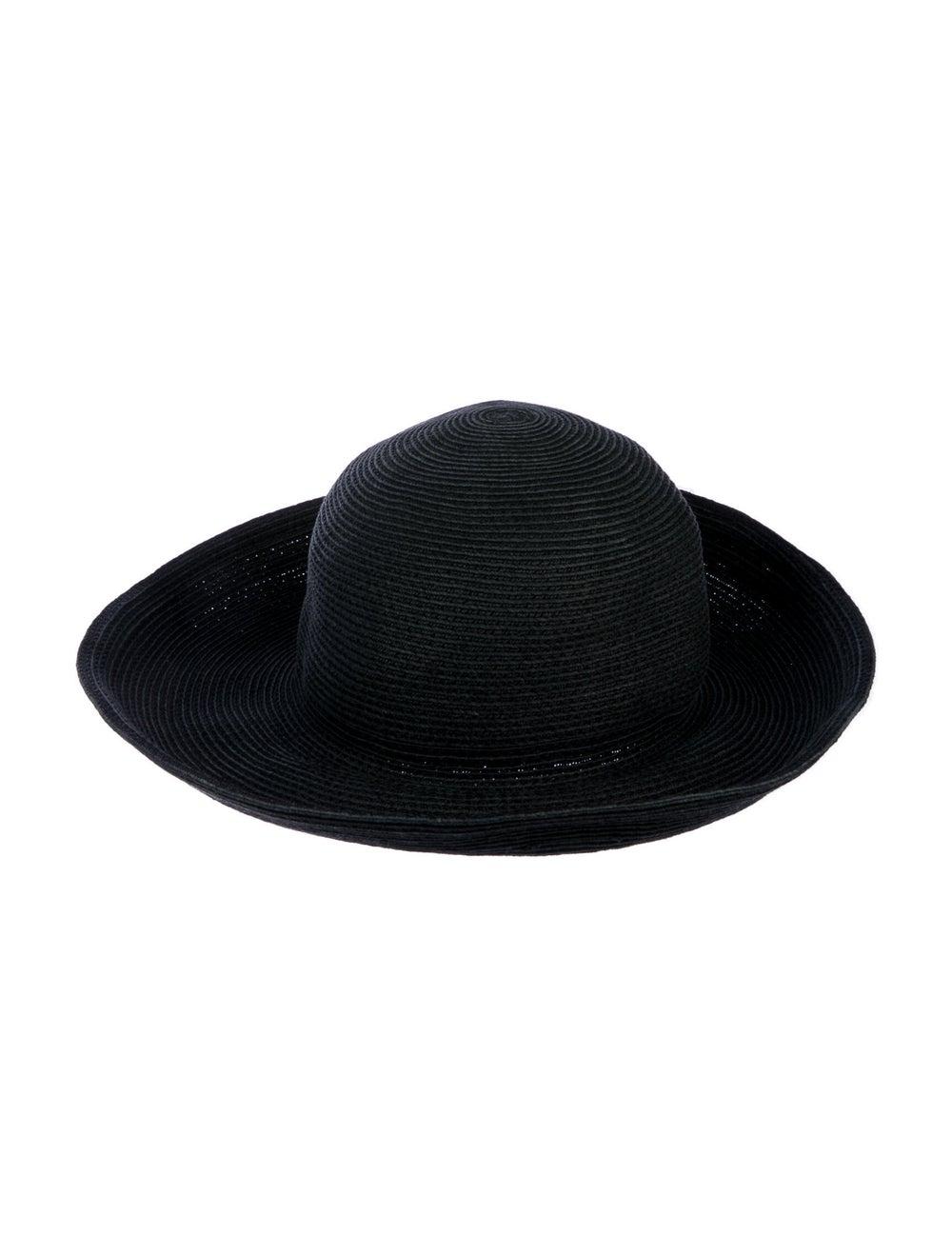Eric Javits Wide Brim Hat Grey - image 1