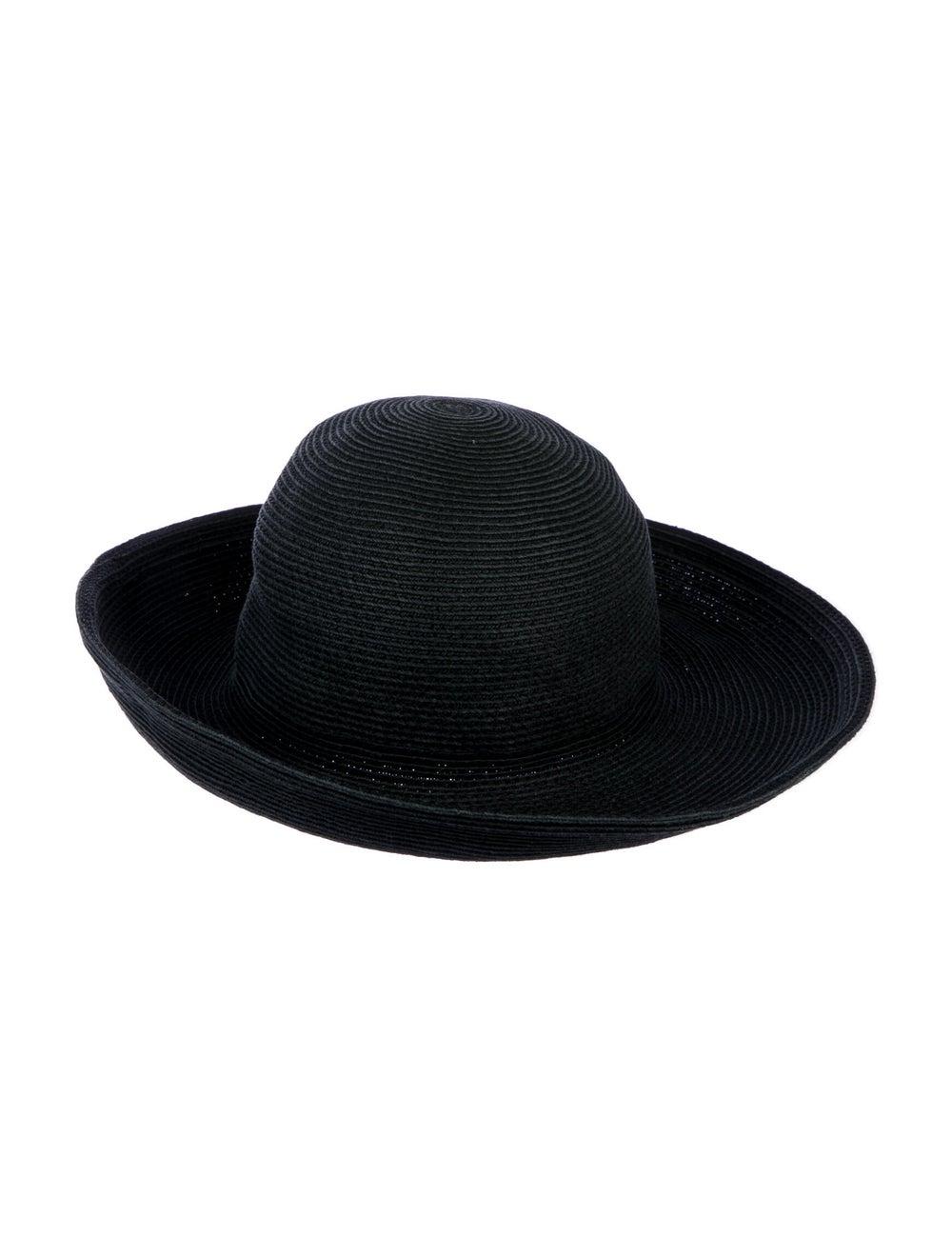 Eric Javits Wide Brim Hat Grey - image 2