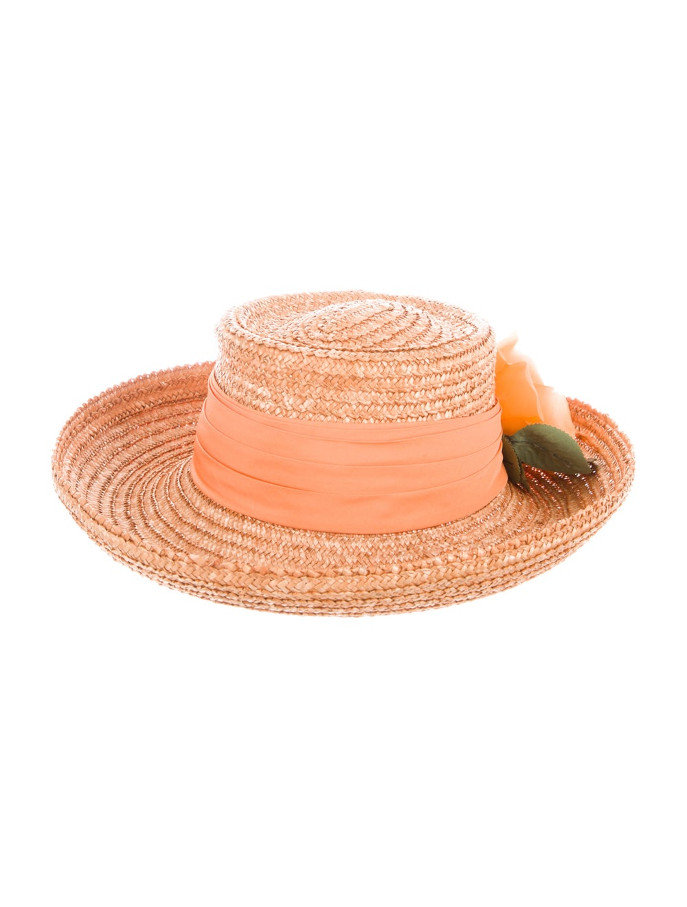 Eric Javits Straw Wide Brim Hat - image 1