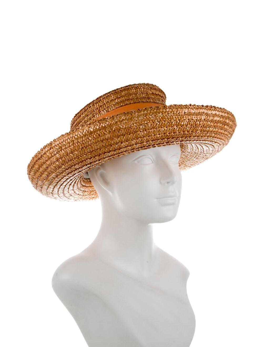 Eric Javits Straw Wide Brim Hat - image 3