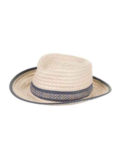 Eric Javits Wide Brimmed Hat Sand
