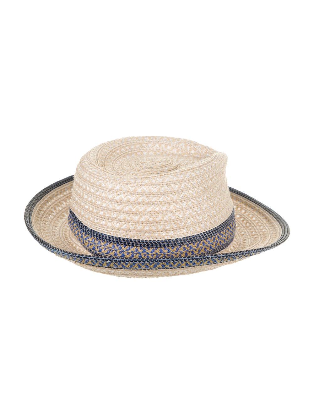 Eric Javits Wide Brimmed Hat Sand - image 2