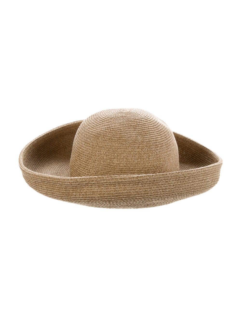 Eric Javits Straw Wide-Brim Hat - image 2
