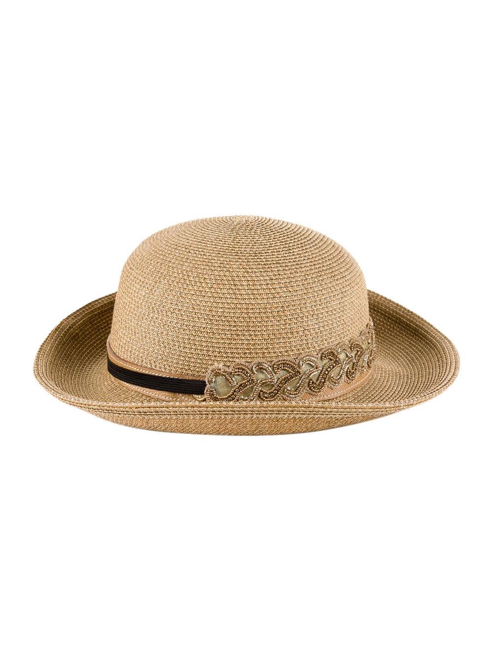 Eric Javits Wide Brim Hat - image 1
