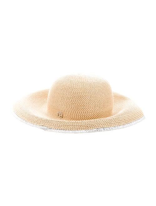 Eric Javits Eric Javits Straw Sun Hat Tan