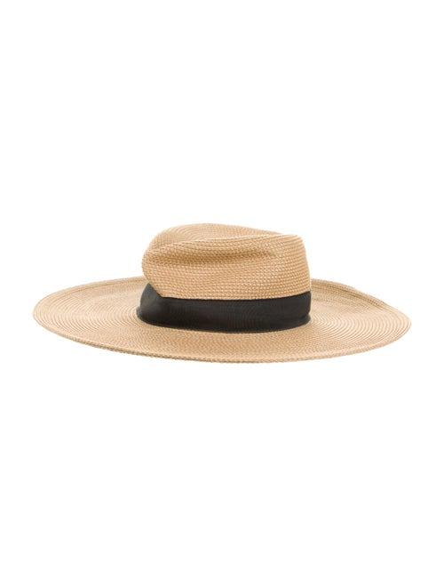 Eric Javits Wide Brim Straw Hat