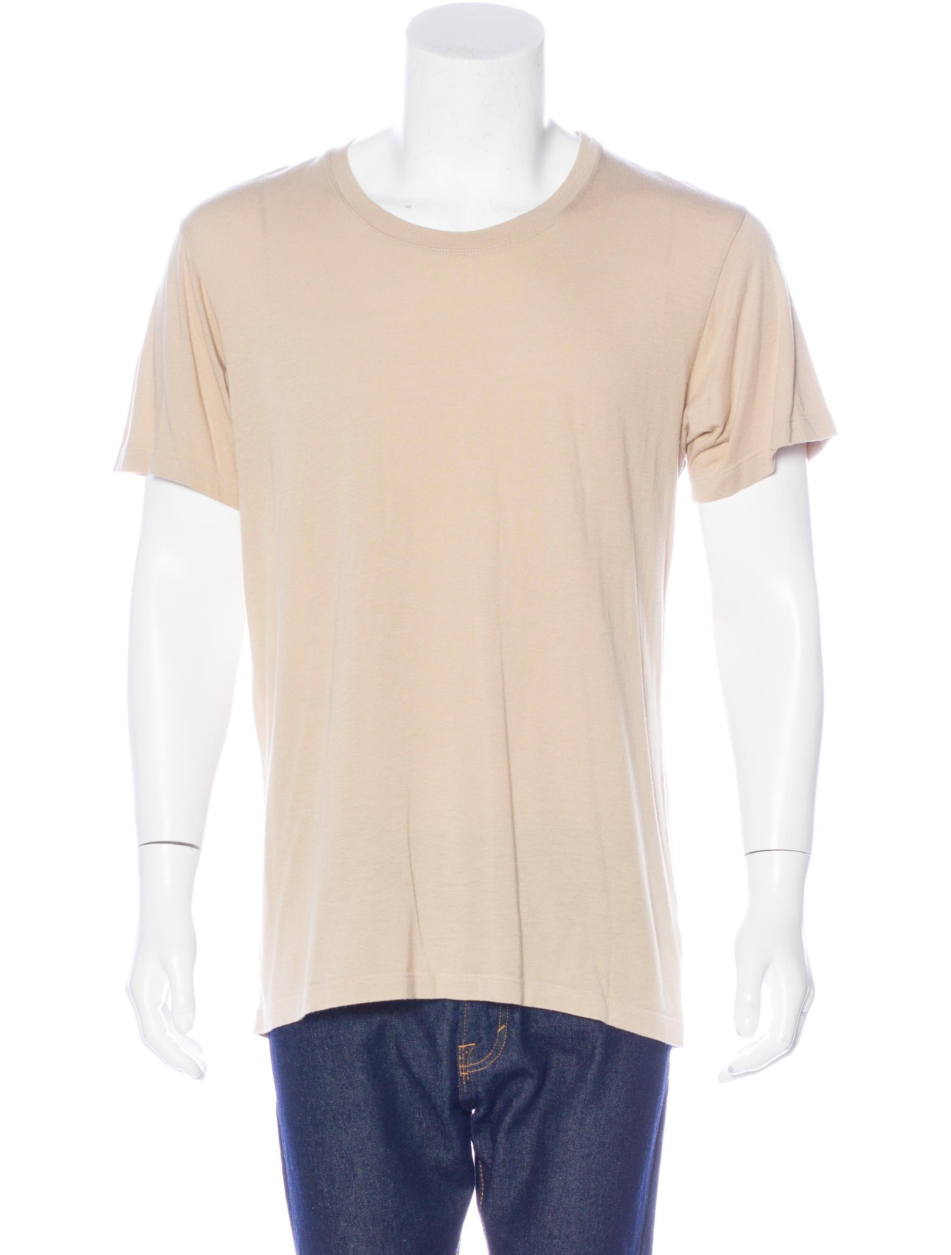 John elliott co scoop neck t shirt clothing for Scoop neck t shirt