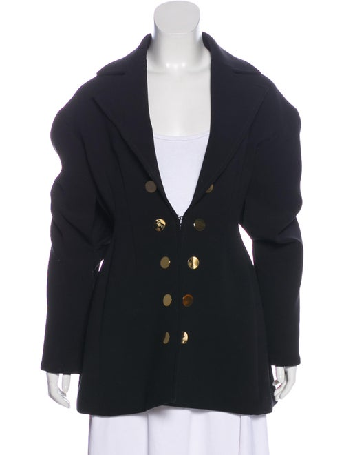 Ellery Coat Black - image 1