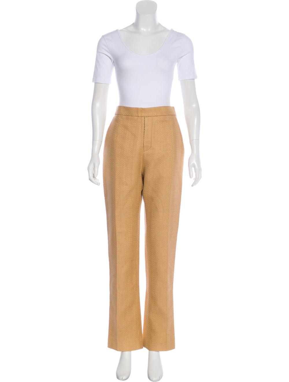 Ellery Tweed Pant Set w/ Tags Tan - image 4