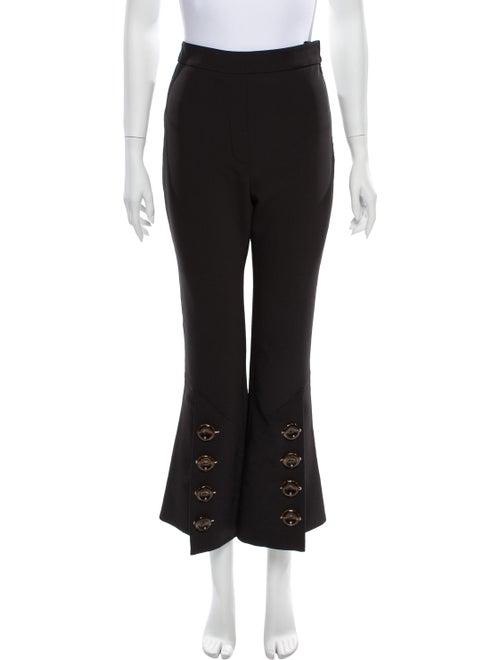 Ellery Flared Pants Black