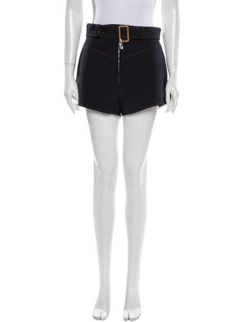 Ellery Mini Shorts Blue
