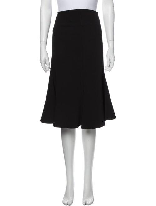 Ellery Knee-Length Skirt Black