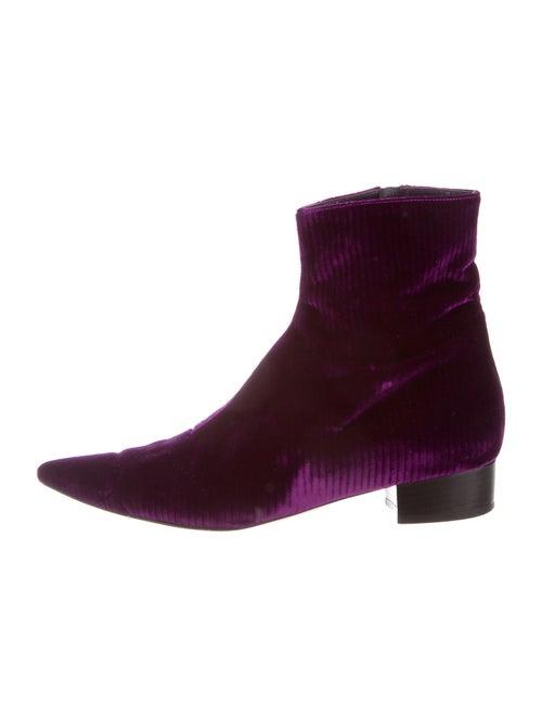 Ellery Boots Purple