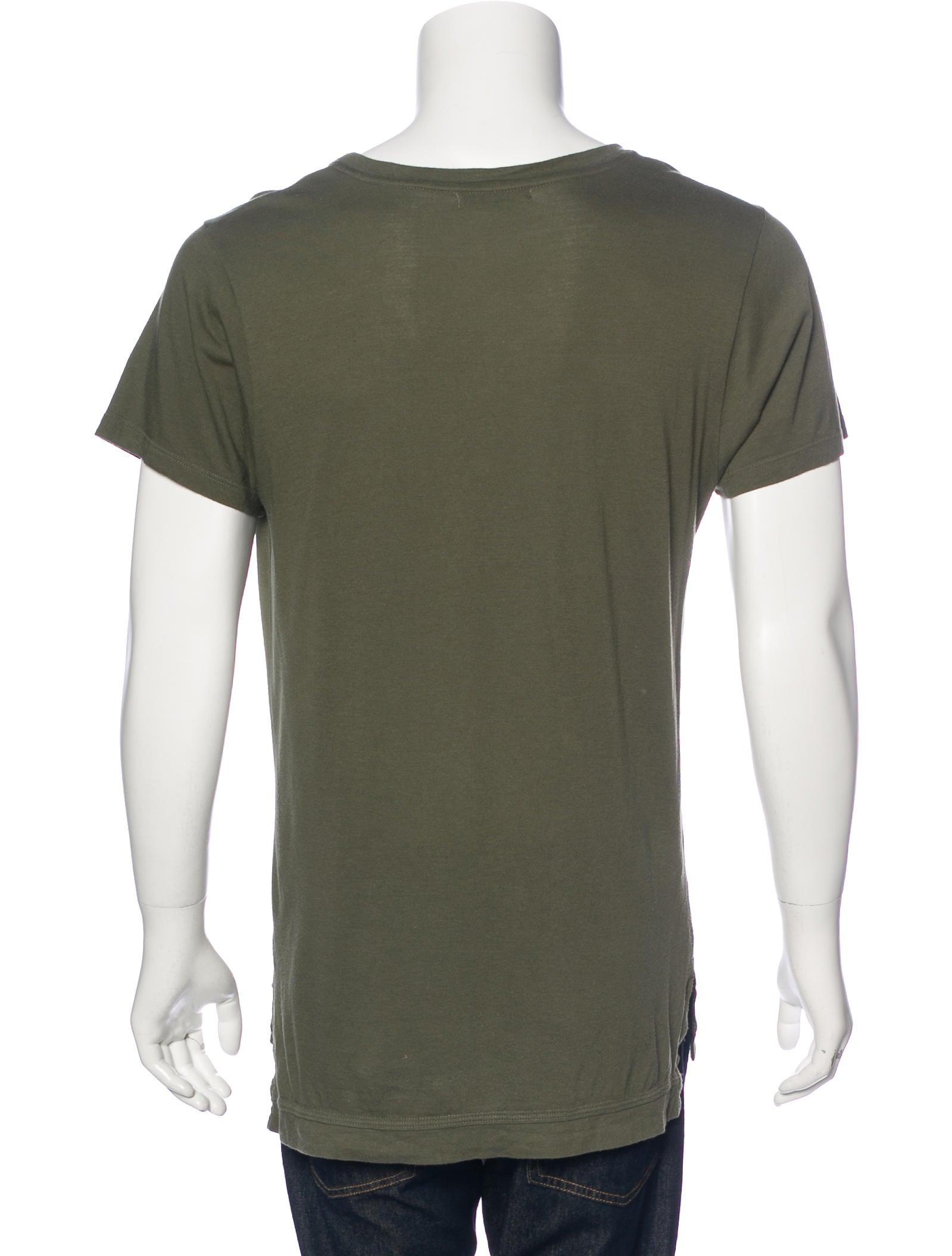 John elliott scoop neck t shirt clothing weltl20085 for Scoop neck t shirt