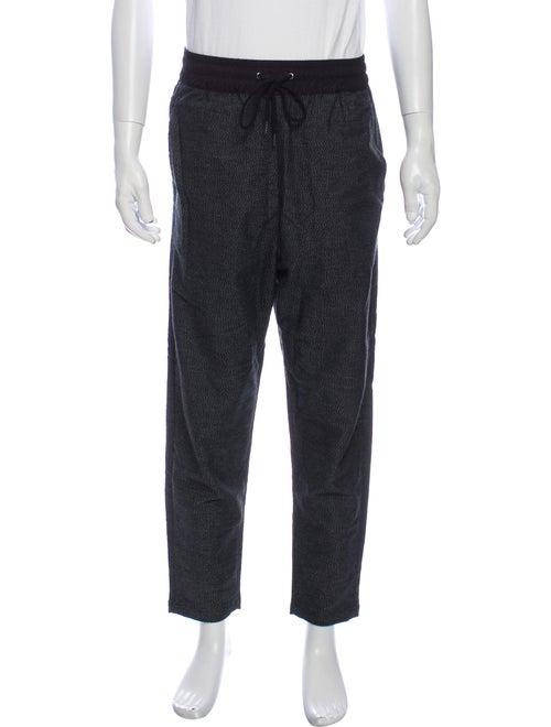 John Elliott Printed Pants Black