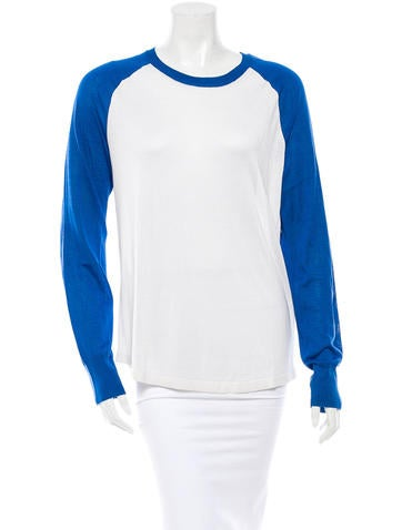 Raglan Sweater w/ Tags