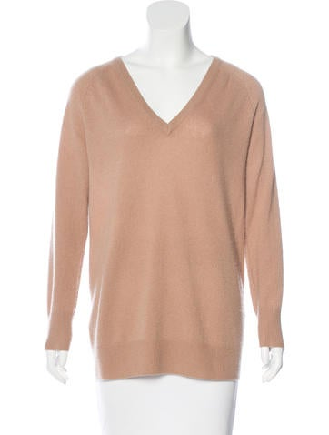 Equipment Cashmere V-Neck Sweater None