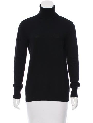Equipment Cashmere Turtleneck Sweater None