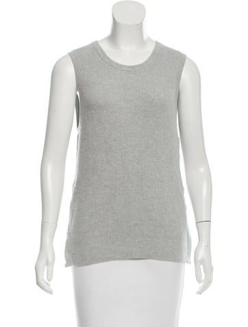Equipment Knit Sleeveless Top w/ Tags None