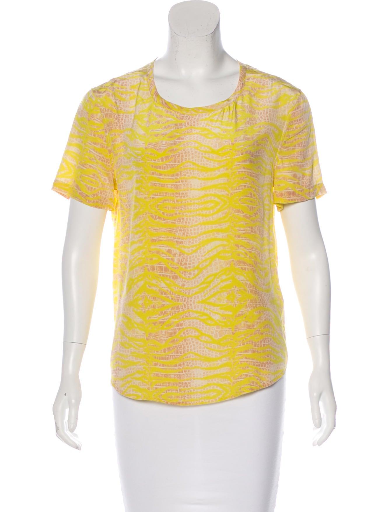 Equipment silk short sleeve t shirt clothing weq37827 for Silk short sleeve shirt