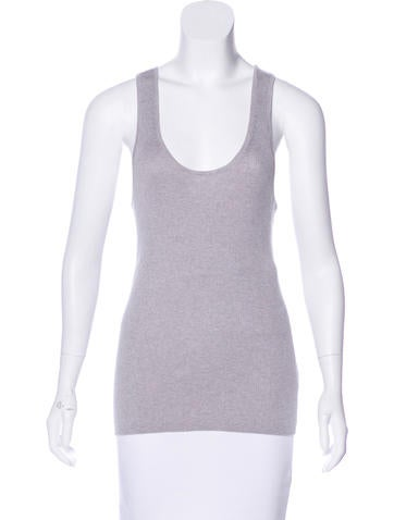 Equipment Millie Racer Sleeveless Top w/ Tags None