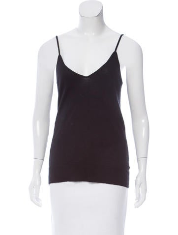 Equipment Sleeveless Cashmere Top w/ Tags None