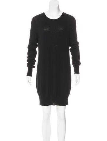 Equipment Cashmere Sweater Dress None