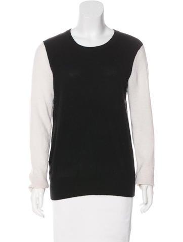 Equipment Colorblock Cashmere Sweater None