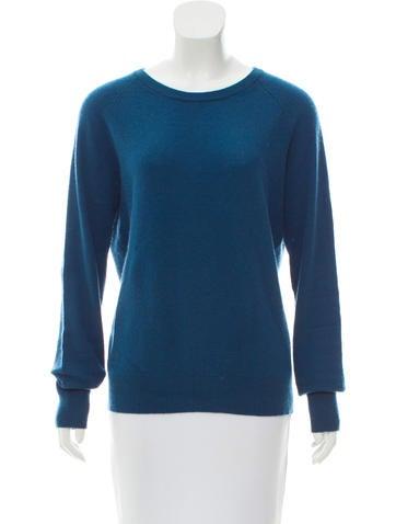 Equipment Cashmere Crew Neck Sweater None