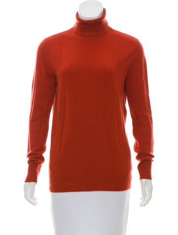 Equipment Cashmere Turtleneck Top None