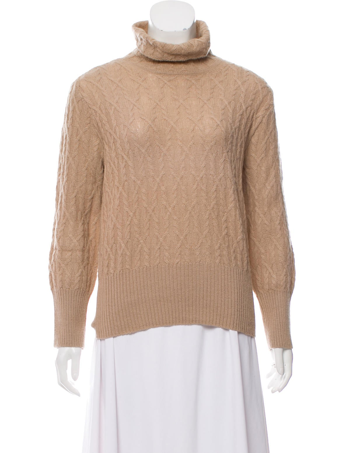 f1827061e749 Escada Sport Baby Alpaca Turtleneck - Clothing - WES20590